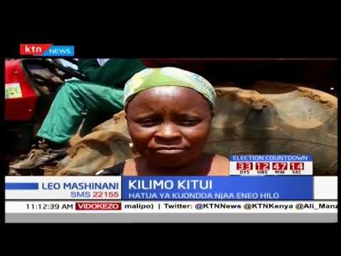 Charity Ngilu azindua mradi wa kusaidia wakuliwa wa kaunti ya Kitui