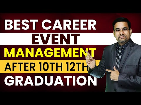 Event Management Course | Best Career Option after 12th - YouTube