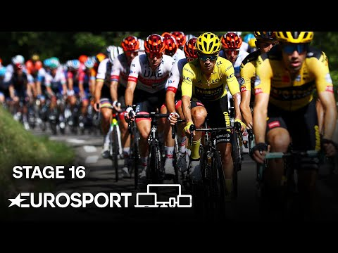 Video | Samenvatting etappe 16 Tour de France 2020