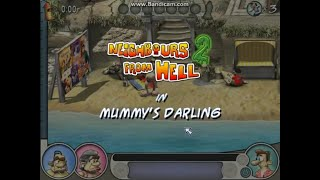"Neighbours From Hell 2: On Vacation 100% Walkthrough E7: ""Mummy's Darling"" (India 1)"