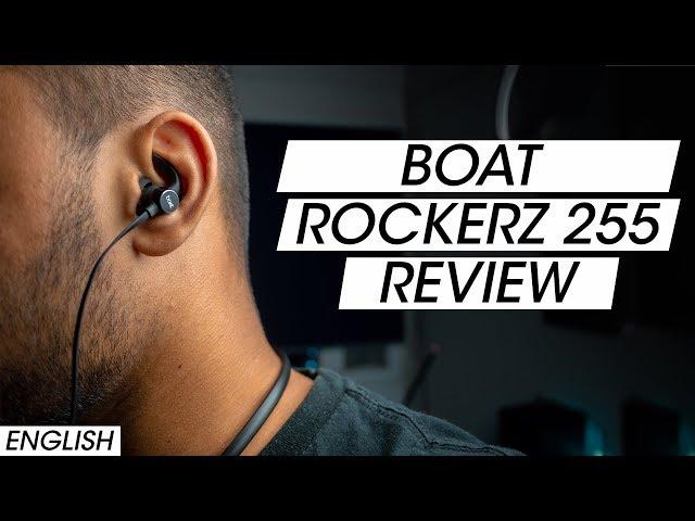 Boat Rockerz 255 Review   Wireless earphones Under 1500 Rs.