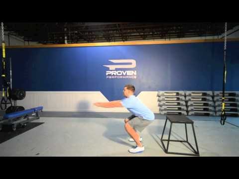 Fitivity: Depth Jump to Long Jump -