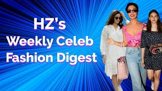 HerZindagi's Weekly Celeb Fashion Digest: Alia Bhatt to Sonam Kapoor, who wore what!