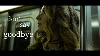 Aaron Carter - Don't Say Goodbye -  Cover by Ali Brustofski (Music Video)
