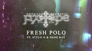Popcaan - FRESH POLO (feat. Stylo G & Dane Ray) [Official Audio]