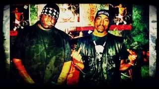 2Pac ft. The Notorious B.I.G - Runnin (DaraMcL Remix) HD 2014
