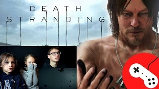 DEATH STRANDING New Official Trailer Reaction!!!