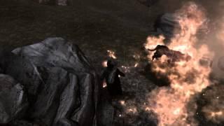 TES V Skyrim: Вызов метеорита