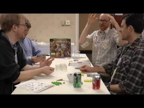 Sasquatch 2013 (Essen Games) - Going, Going, GONE!