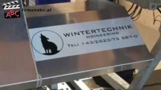 preview picture of video 'Wintertechnik Engineering GesmbH in Pottendorf, Niederösterreich'