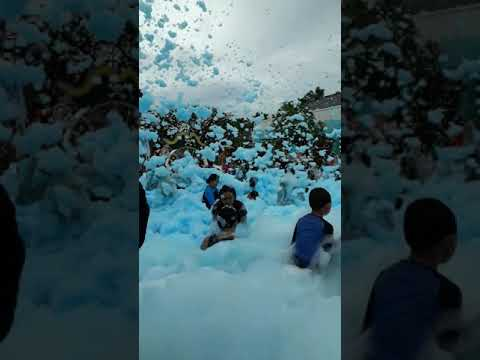 CIPUTRA WATERPARK FOAM PARTY, DESEMBE 24-25 2017