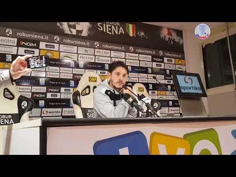 Robur Siena-Prato 1-0: Mignani, Vassallo, D'Ambrosio, Catalano
