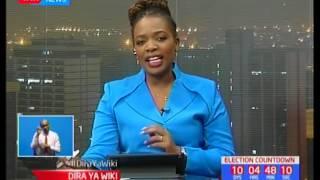 Vijana waandamana Eldoret wakipinga ukabila na vita