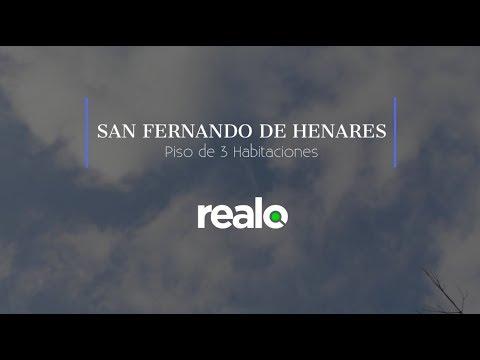Piso en San Fernando de Henares
