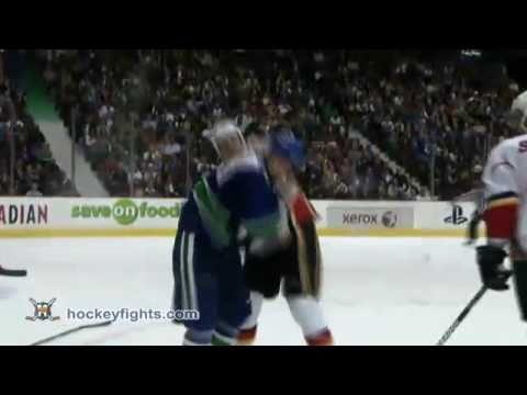 Victor Oreskovich vs. Tim Jackman