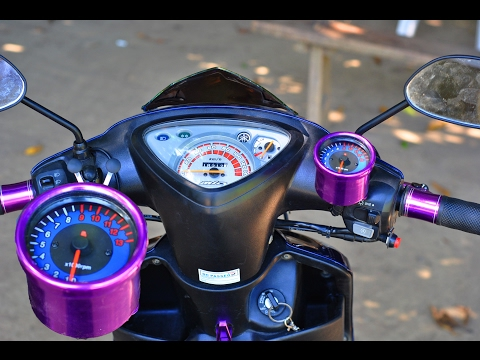 Video MIO MOD TACHOMETER /RPM GUAGE