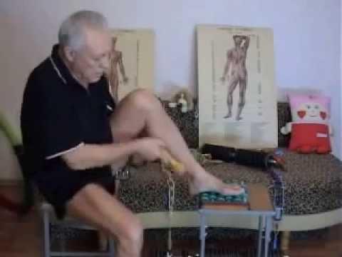 Стреляющая боль в ноге у диабетиков