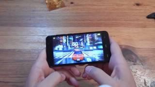 Смартфон HOMTOM HomTom HT16 (Black) от компании Cthp - видео 1