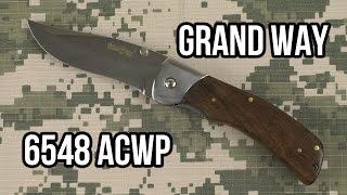 Grand Way 6548 ACWP - відео 1