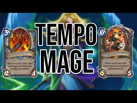 Návrat Flamewakera | Je OP i v dnešní metě?? Tempo Mage v Doom in the Tomb