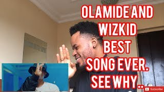 (CRAZY VIDEO REACTION) Olamide, Wizkid, Id Cabasa    Totori Official Video