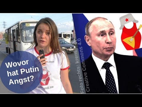 Wovor hat Putin Angst? [Video]