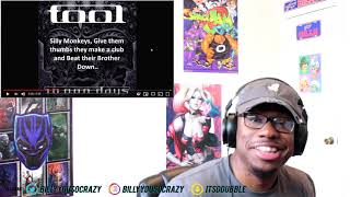 Tool - Right in Two (Lyrics) REACTION! THEY   - YouTube