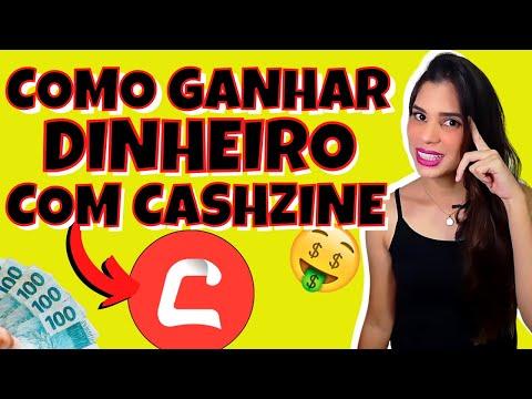 CASHZINE - COMO GANHAR DINHEIRO NO PAYPAL -  2021