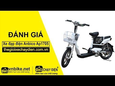 Đánh giá xe đạp điện Anbico Ap1705