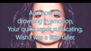 Kat Dahlia    Walk On Water (Full Lyrics HD)