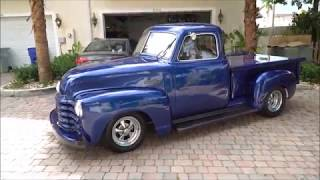 1949 CHEVY 3100 TRUCK FOR SALE