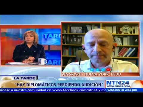 Experto en trastornos auditivos se refirió al presunto ataque sónico en embajada de EE. UU. en Cuba
