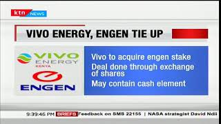 Vivo energy, Engen tie up