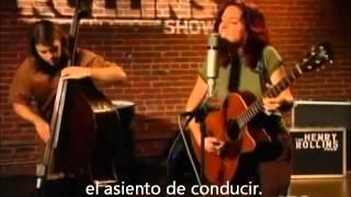 Ani DiFranco Millennium Theater subtítulos en Español