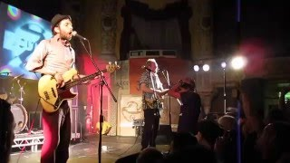 Zounds - Demystification live at Rebellion Blackpool 2013