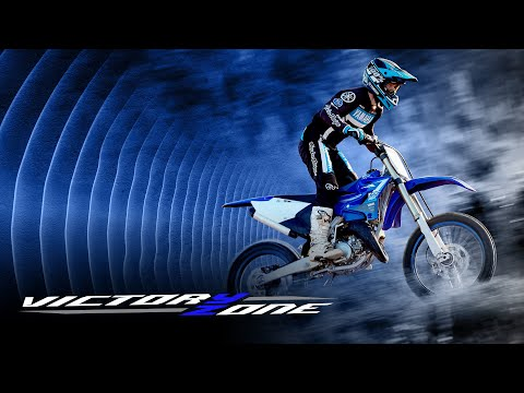 2020 Yamaha YZ125X in Tamworth, New Hampshire - Video 1