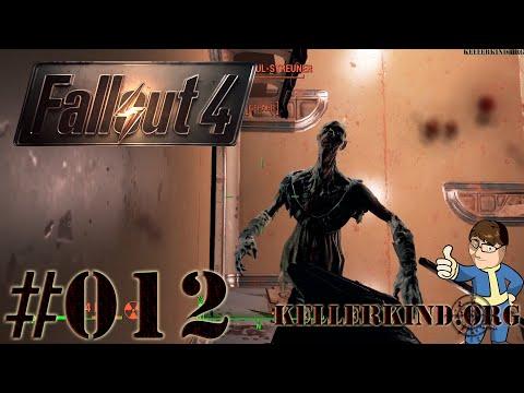 Fallout 4 [HD|60FPS] #012 - MED TEK Forschungslabor ★ Let's Play Fallout 4