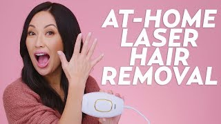 Do At-Home Laser Hair Removal Devices Really Work? My Kenzzi Review | Beauty with Susan Yara