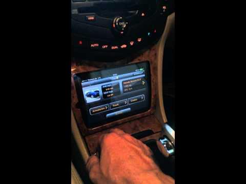 iPad im Auto einbauen, passgenau mit Video Überwachung, Haussteuerung, TV & Internet, Kamera
