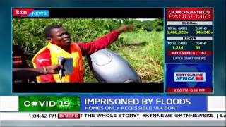 Imprisoned by floods: Tana delta facing Humanitarian crisis as most homes only accessible by boat