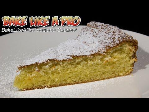 Video Gluten FREE Orange Almond Cake Recipe