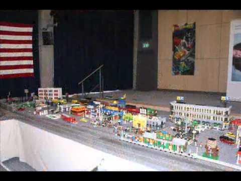 LEGO Ausstellung bei den Stadtwerken Augsburg für die KAROkids