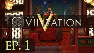 Civilization 5 Deity - Ep. 1 - Let