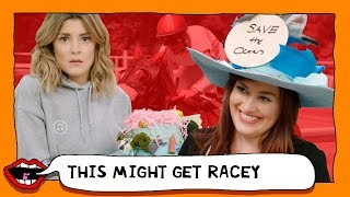 DIY KENTUCKY DERBY HATS With Grace Helbig & Mamrie Hart