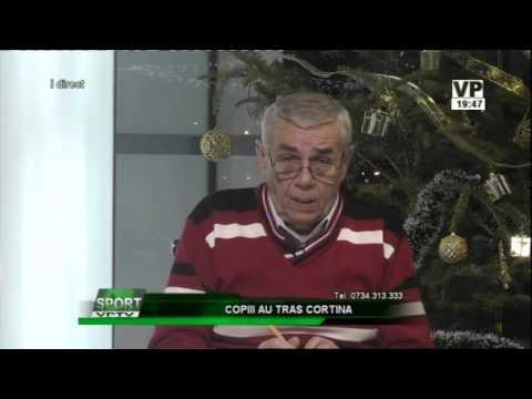 Emisiunea Sport VPTV – 28 decembrie 2015 – partea a III-a