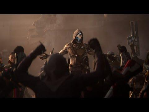 PS4【天命2】Destiny 2「壯士集結」劇情預告(中字)