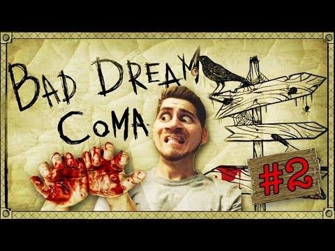 KEĎ SÁM SEBE OPERUJEŠ RUKU | Bad Dream: Coma #2