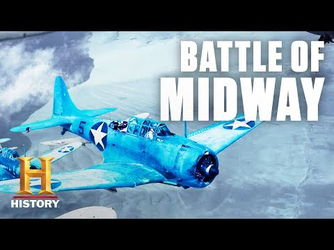 Battle of Midway Tactical Overview – World War II | History