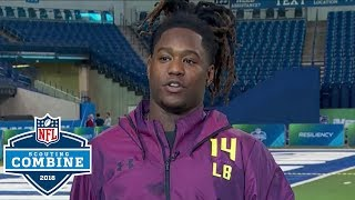 """Shaquem Griffin, """"He's going to have to smell my feet the entire way""""   GMFB   NFL Network"""