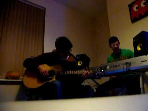 JAC AND CAL - Perfect Lullaby *Acoustic Rehearsal